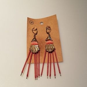 Earthbound Boho Dangle Earrings
